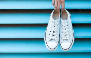 臭い靴のイメージ
