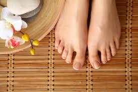家族の足の臭いの予防に奔走