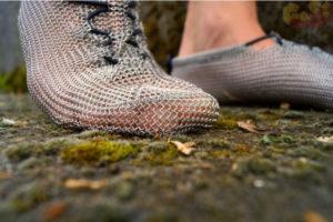 通気性の良い靴