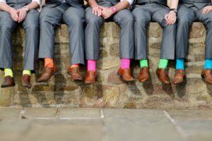 毎日同じ靴下を履いている人たち